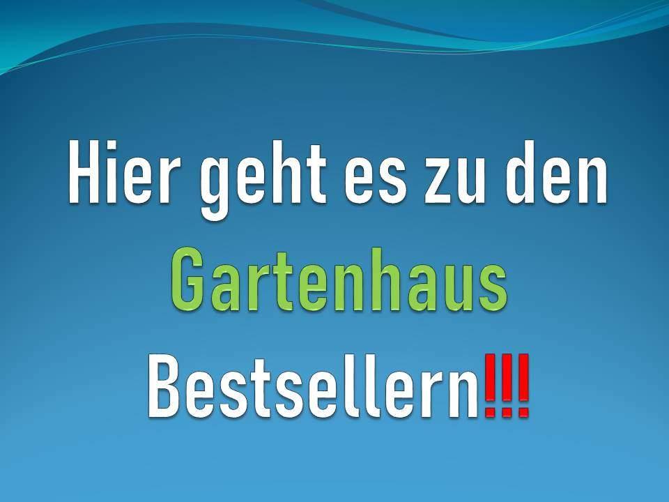 Gartenhaus Bestseller
