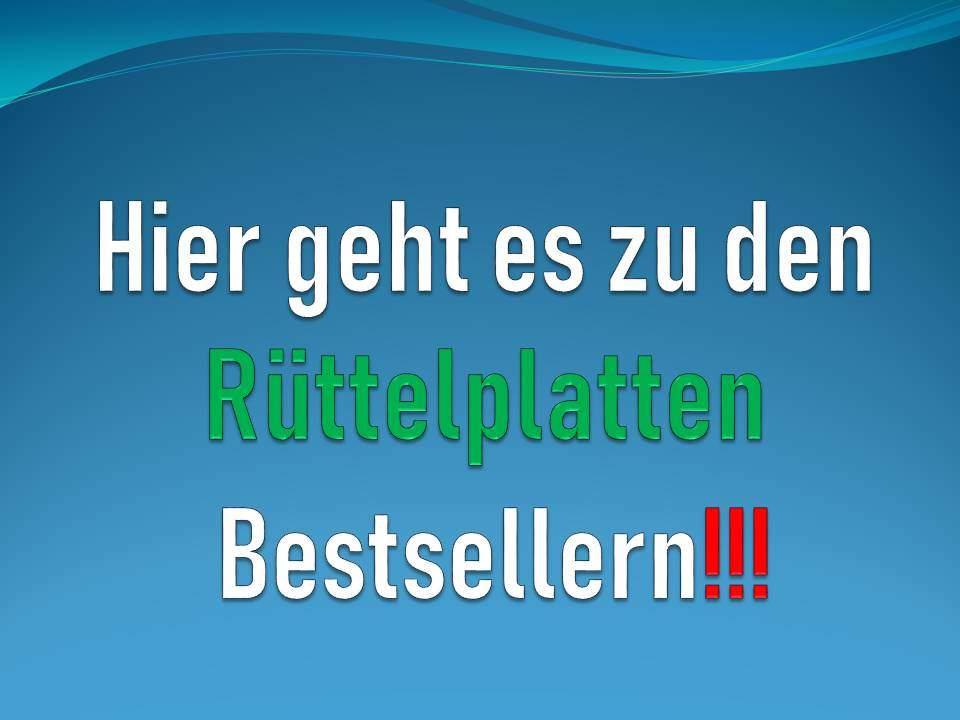 Rüttelplatten Bestsellern!!!