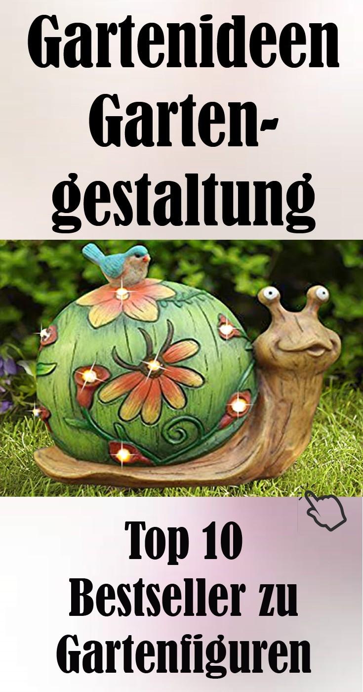 Die TOP 10 Gartenzwerge Gartenfiguren Bestsellerliste.