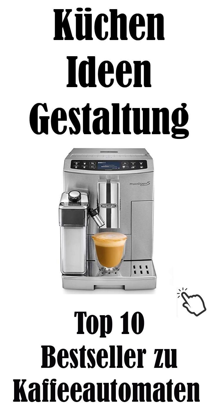 TOP 10 Kaffeevollautomat Bestsellerliste.