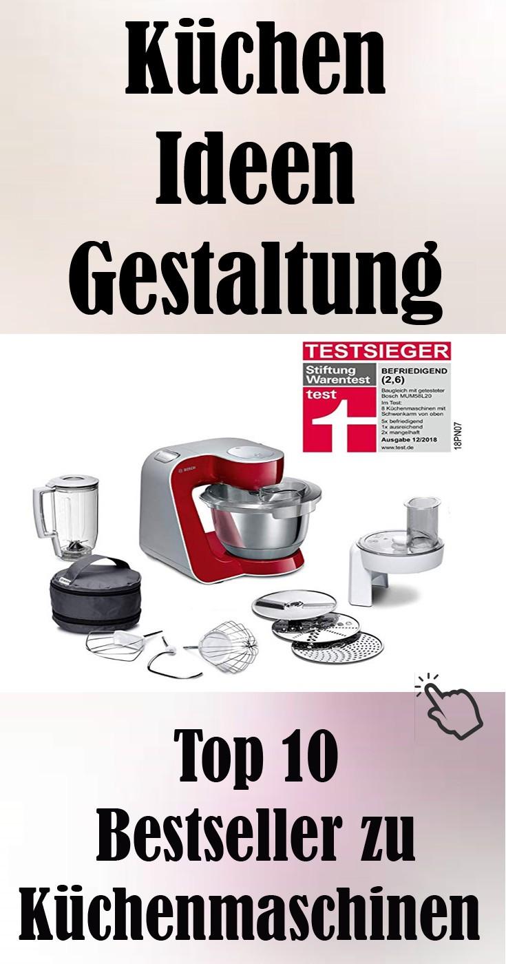TOP 10 Multifunktions Küchenmaschine Bestseller.