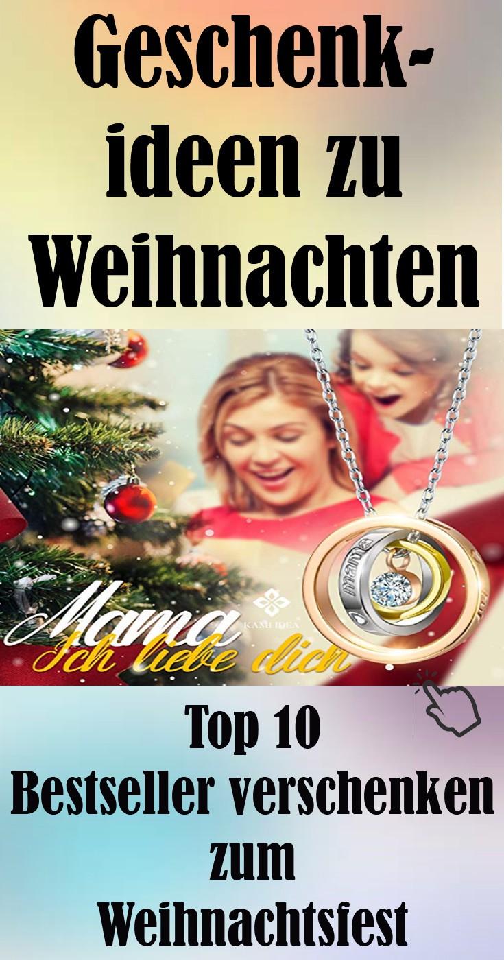 Top 10 Weihnachtsgeschenke Bestseller Liste.