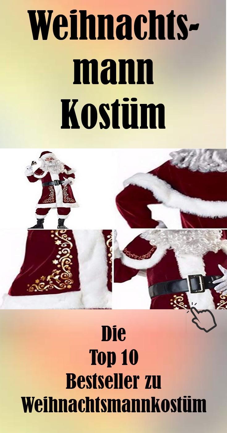 Top 10 Weihnachtsmannkostüme Bestseller.