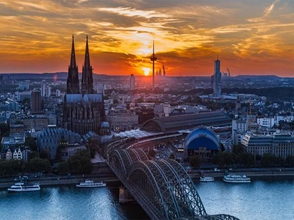 Köln eine tolle Stadt