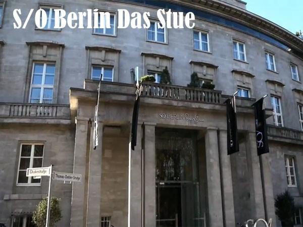 SO Berlin Das Stue