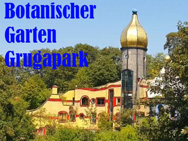 Botanischer Garten Grugapark Essen