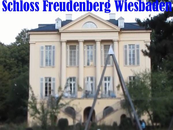 Schloss Freudenberg in Wiesbaden