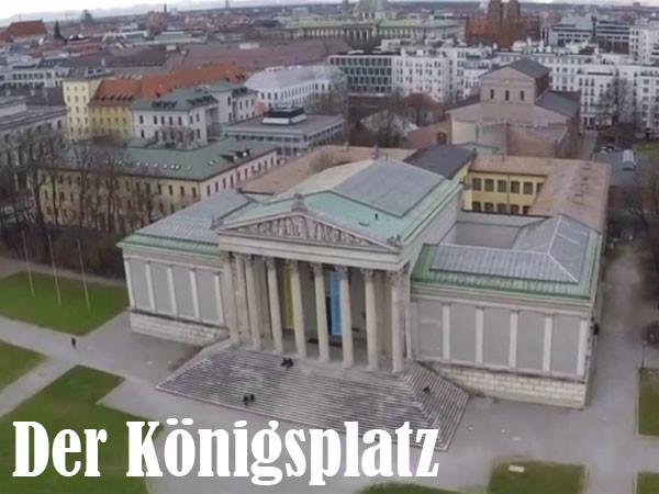 Der Königsplatz München