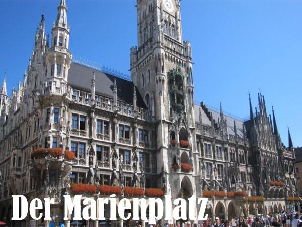 Der Marienplatz München
