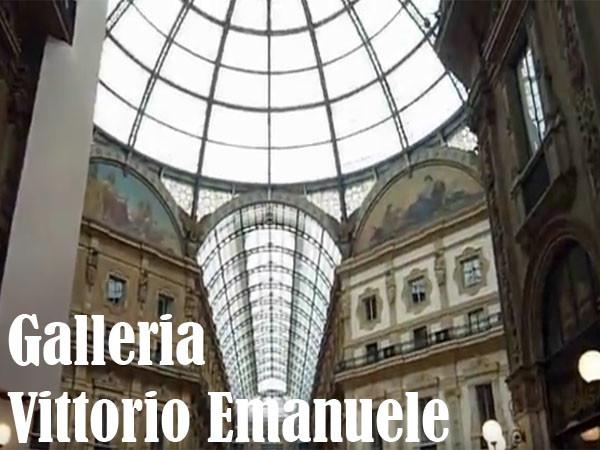 Galleria Vittorio Emanuele Mailand