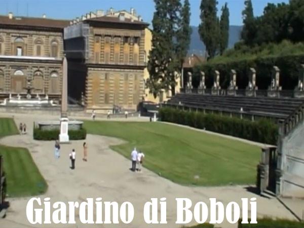 Giardino di Boboli Florenz