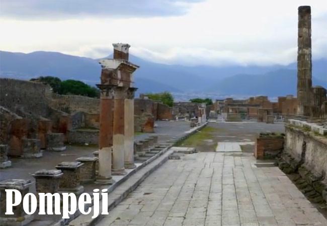 Neapel Pompeji