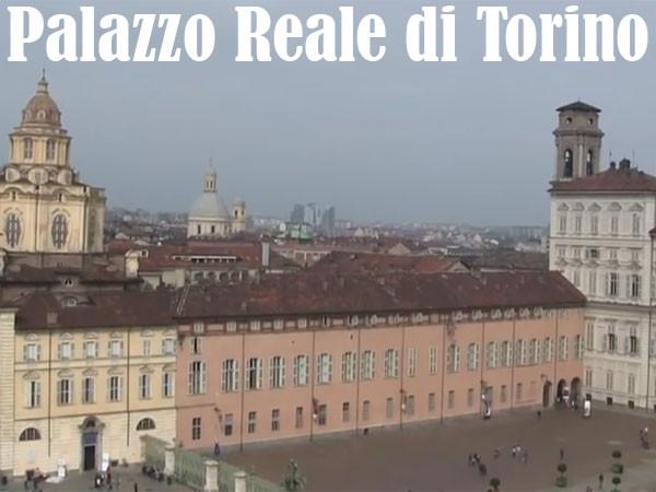 Palazzo Reale di Torino Turin